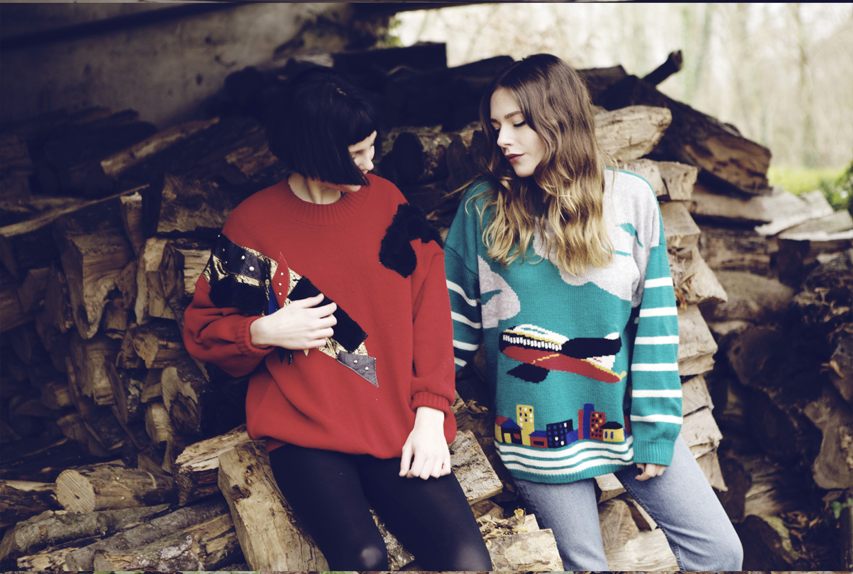 Sweater Berliner