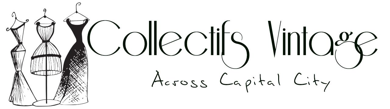 Collectifs Vintage | Friperie et vêtements Vintages en ligne - Friperie vintage en ligne