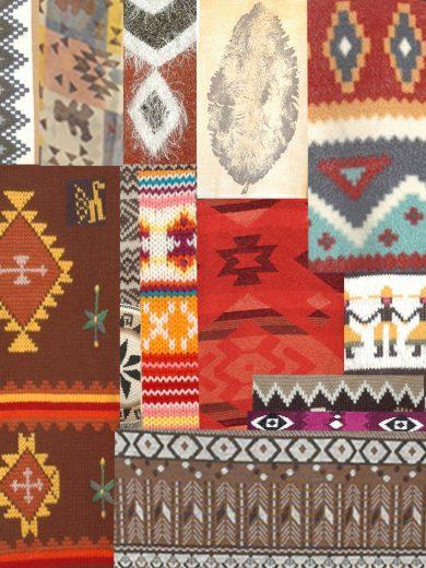 Navajo & Aztèque